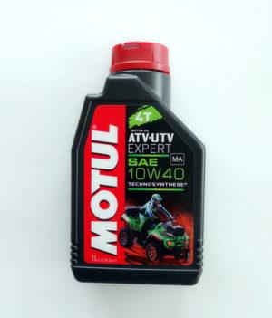 Масло моторное MOTUL ATV-UTV EXPERT 10W40 1л