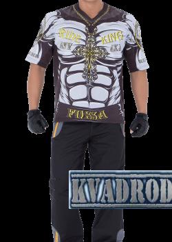 Спортивная футболка «KING»