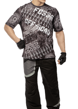 Спортивная футболка «BATTLE»